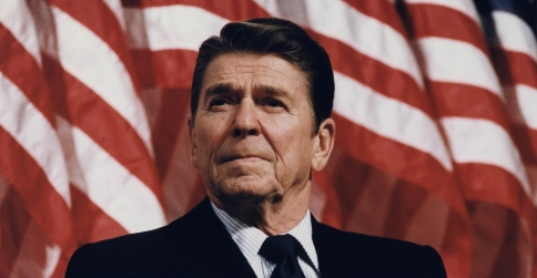 reagan_flags-P