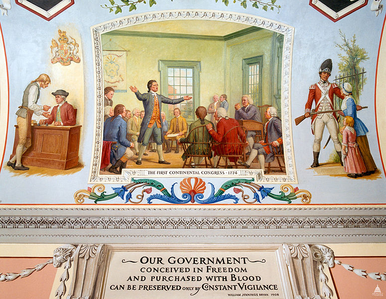 The_First_Continental_Congress,_1774