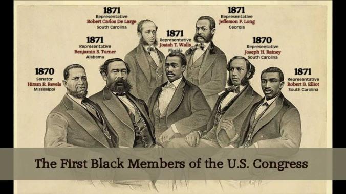 blacks in congress